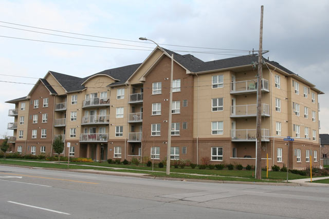 One Bedroom Plus Den Condo for Rent at 204-4450 Fairview Street, Burlington