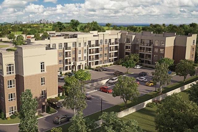206-5317 Upper Middle Road, Burlington