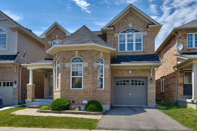 247 McDougall Crossing, Milton - Four Bedroom Home For Sale