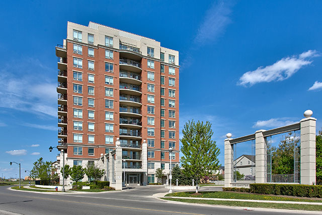 308-2365 Central Park Drive, Oakville - One Bedroom Condo For Sale in Oak Park