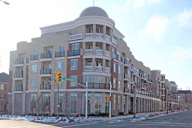 434-216 Oak Park Boulevard, Oakville - New Two Bedroom Condo For Lease